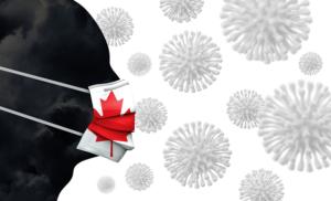 Covid virus Canada